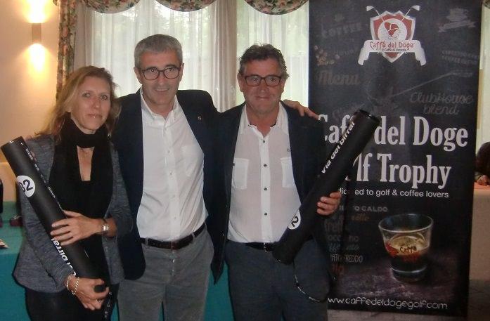 1^ Coppia Mista trofeo doge 1