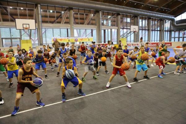 Alpe cimbra folgaria basket camp