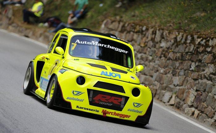 Auto vincitrice Levico Vetriolo 0