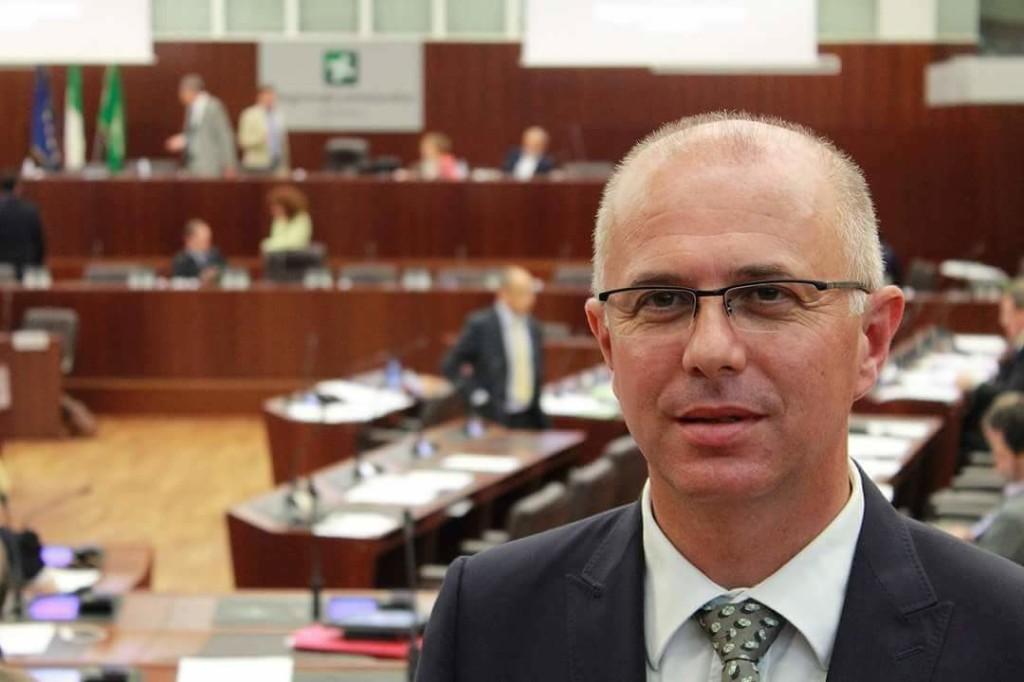 Consigliere regionale Fanetti