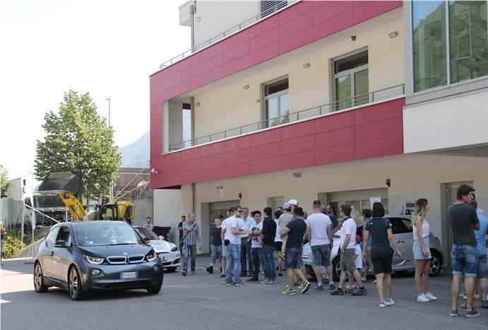 E Drive Day Bolzano