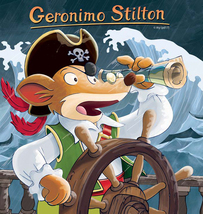 Geronimo Stilton 01