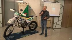 L'Husqvarna 250 2T e Silvio Dabeni