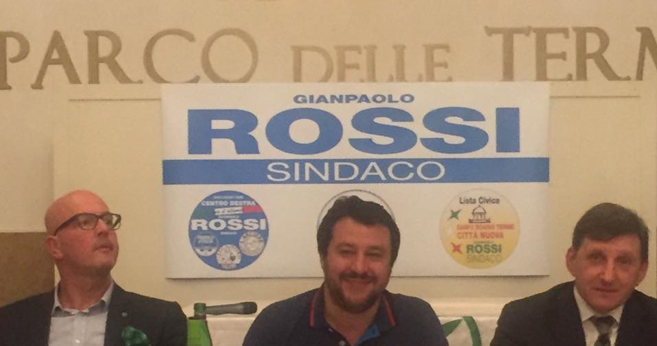 Rossi - Salvini