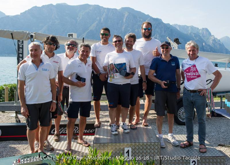 Vincitori Alcatel J70 Cup