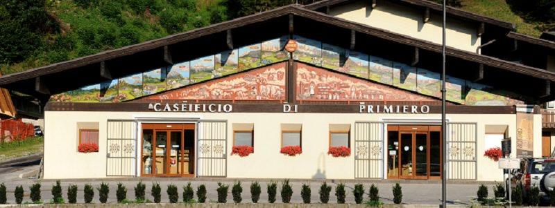 caseificio Primiero Trento