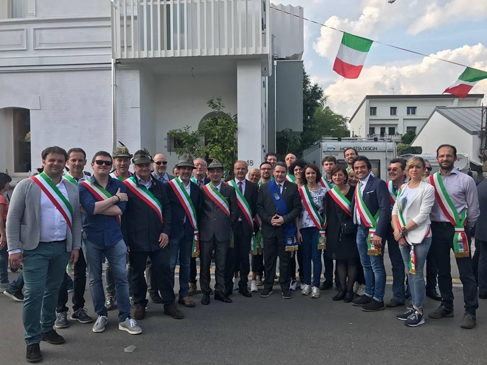 sindaci a Treviso
