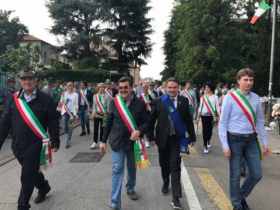 sindaci e Mottinelli Treviso