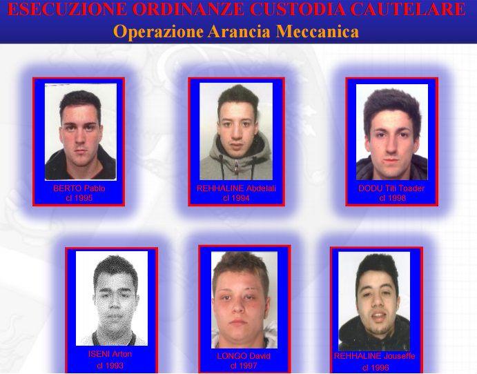 Arancia Meccanica Trento 10