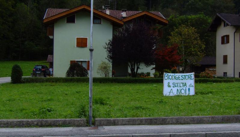 Borgo Lares biodigestore