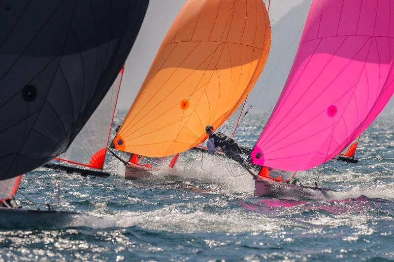Vela Riva Garda Wind Garda