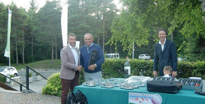 Baratti Franco - Presidente Porsche Green Cup 1