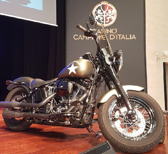 Harley- Davidson casinò 0