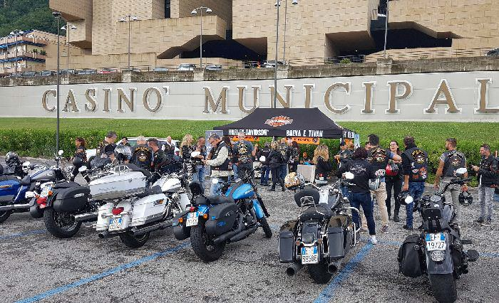 Harley- Davidson casinò 01