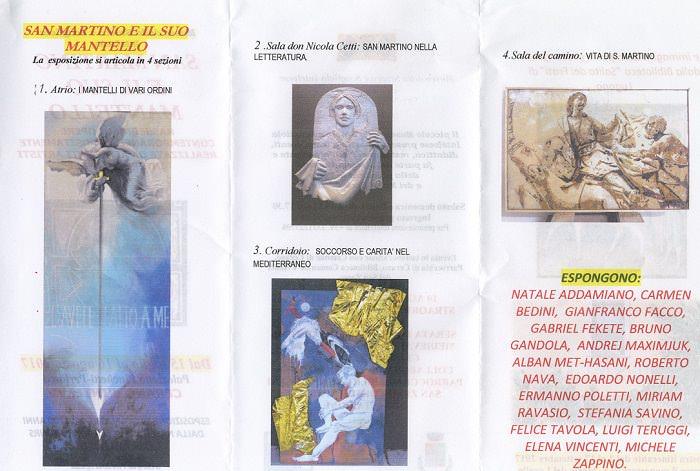 Mostra San Martino - Cerano