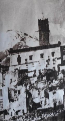 Mostra incendio 1917