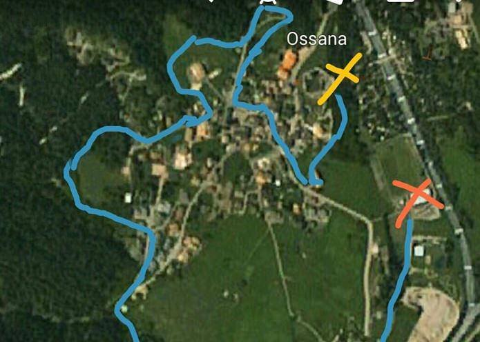 Ossana gara 1