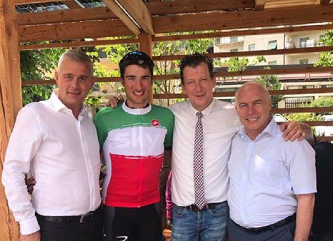 Ossanna, Gianni Moscon, Paternoster , Panizza 1