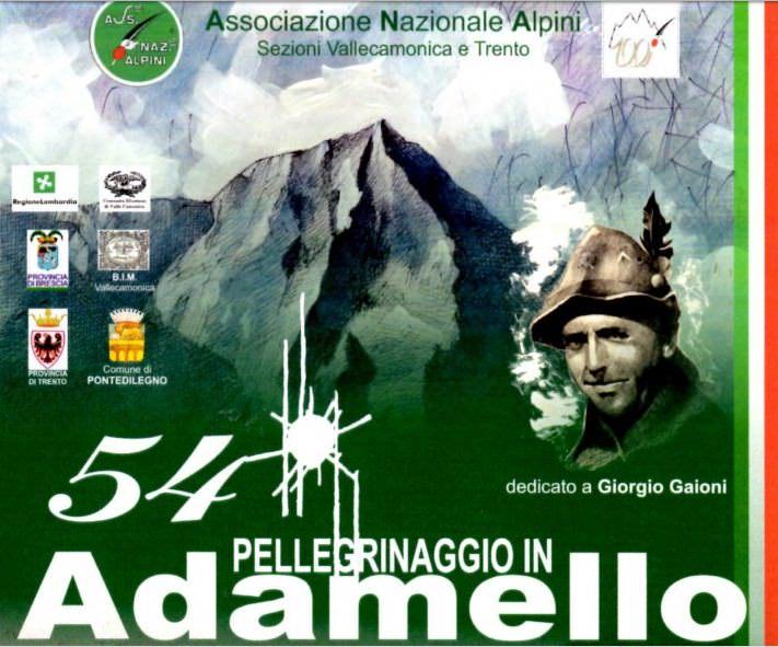 Pellegrinaggio Adamello 1