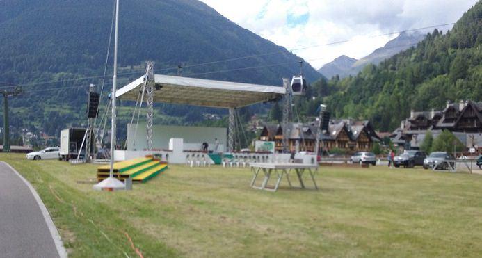 Ponte di Legno pellegrinaggio alpini 1