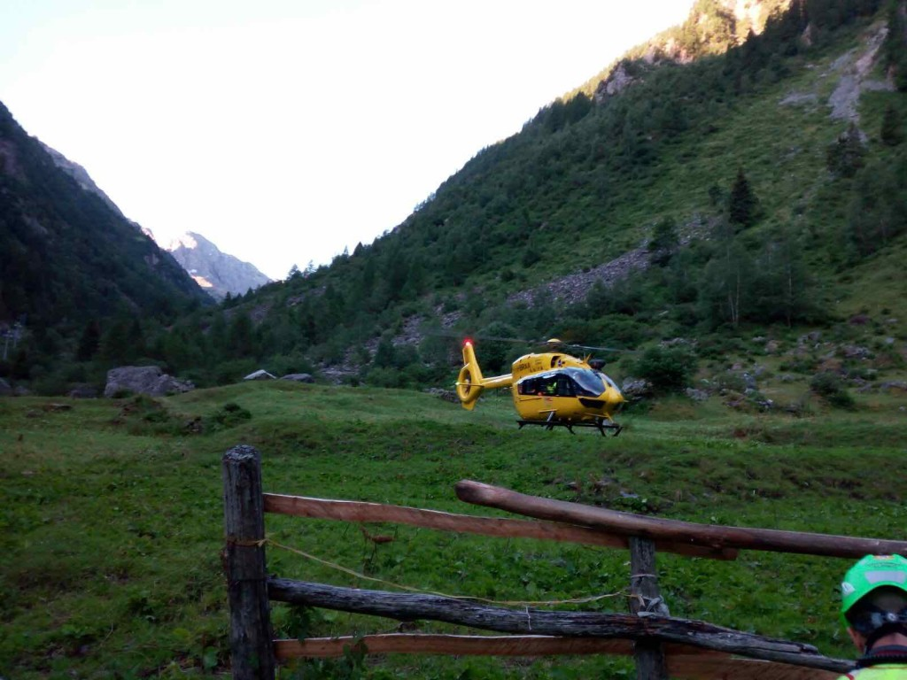 elisoccorso soccorso alpino