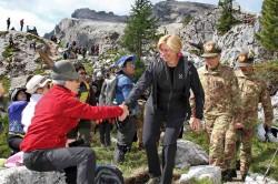 esercito ministro alpini