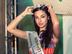 Miss Eleganza Lombardia al Polaris di Carate Brianza