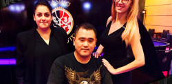 90.-Yang Guodong vincitore della 40esima edizione di Only the Barracudas