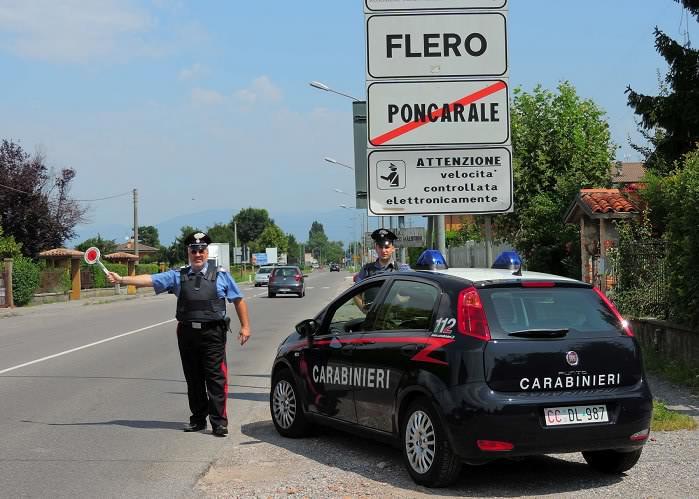 Carabinieri Bagnolo Mella 1