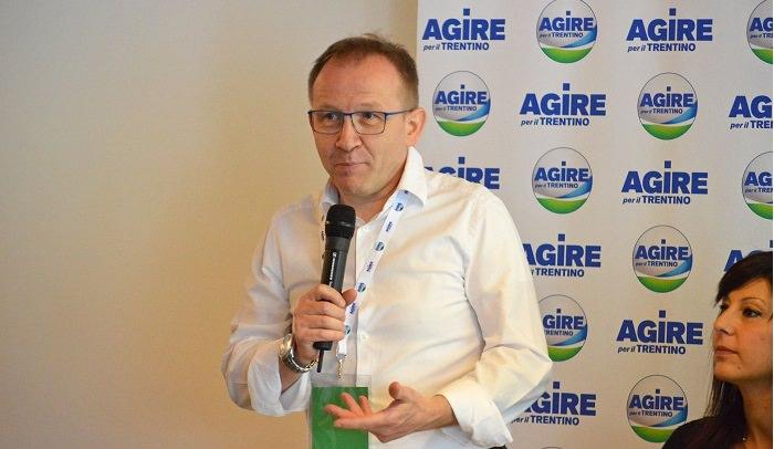 Claudio Cia Agire 1