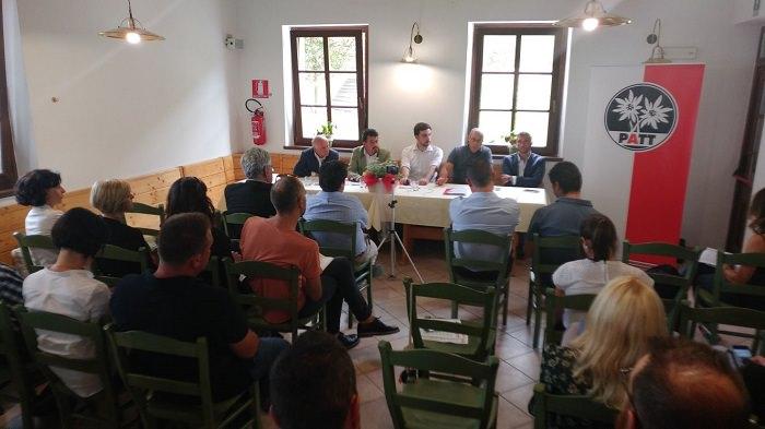 Conferenza stampa PATT Malga Brigolina 01
