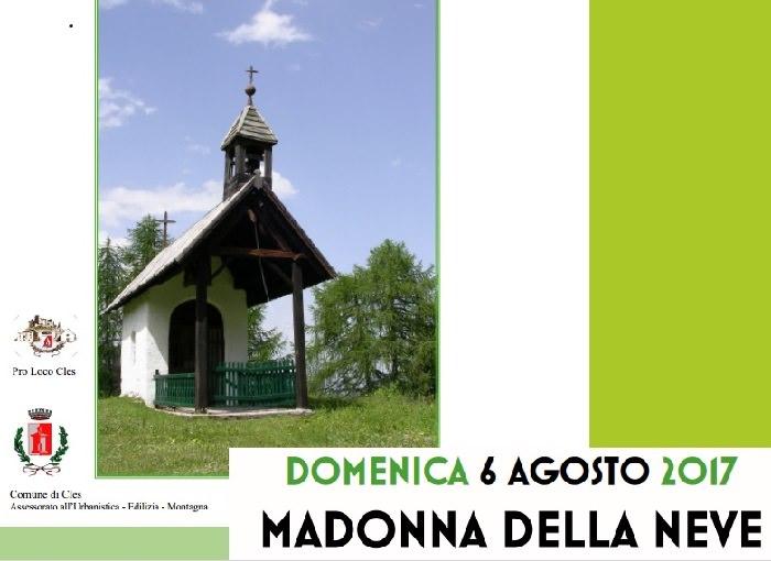 Madonna della Neve Cle 1