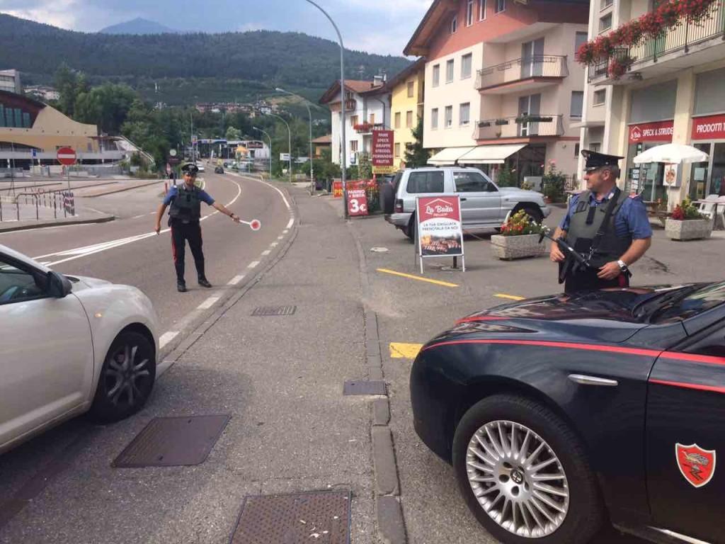 carabinieri cles controlli