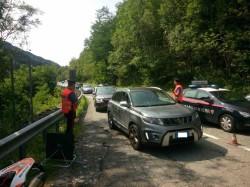 controlli strade carabinieri