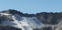 ghiacciaio Presena 2017