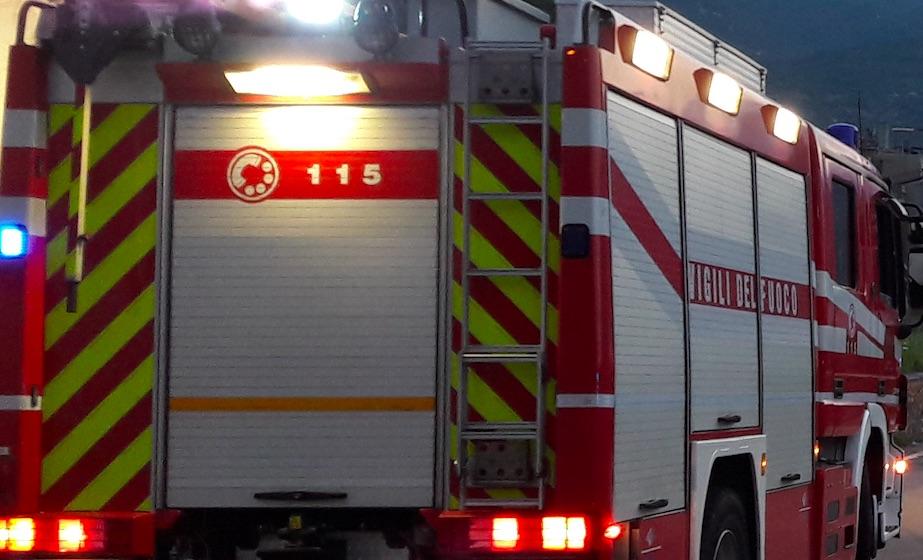 vigili del fuoco vvf
