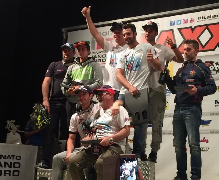 1° Moto Club Sebino Assoluti d'Italia - 2017 -