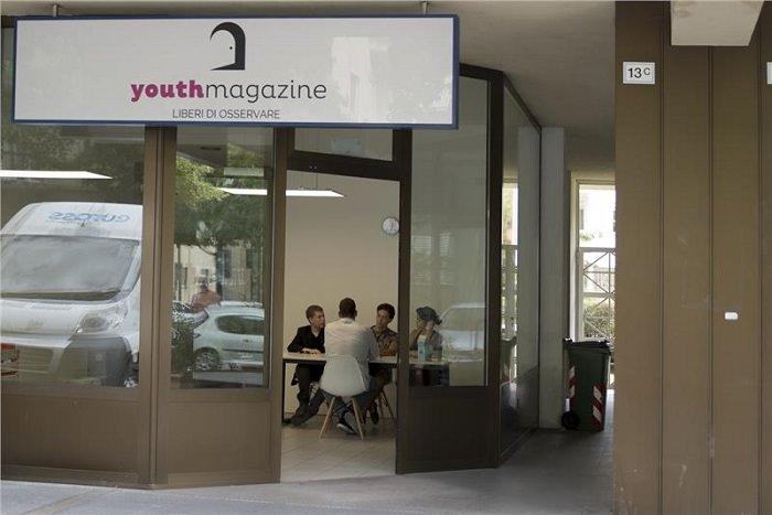Bolzano Youth magazine 1