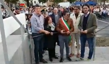 Darfo Boario piazza mercato