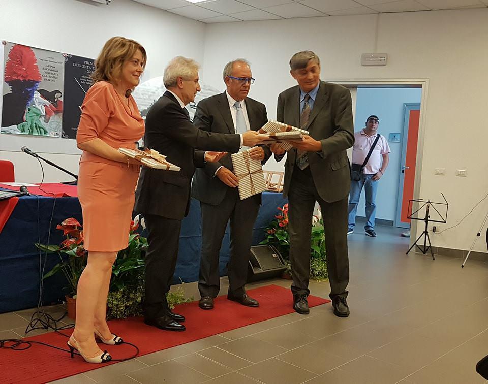 Esine Premio Impronta Camuna
