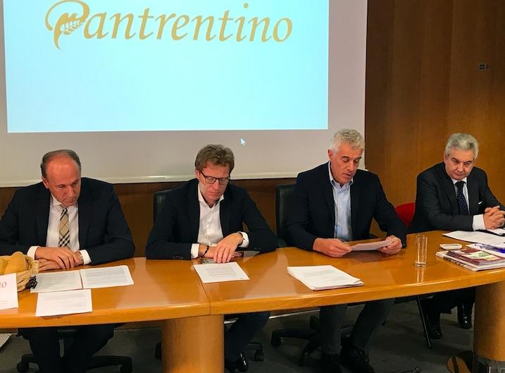Mario Tonina, Alessandro Olivi, Emanuele Bonafini, Franco Camin