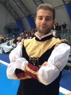 Nicola Mercandelli, vincitore singolo tradizionale 1