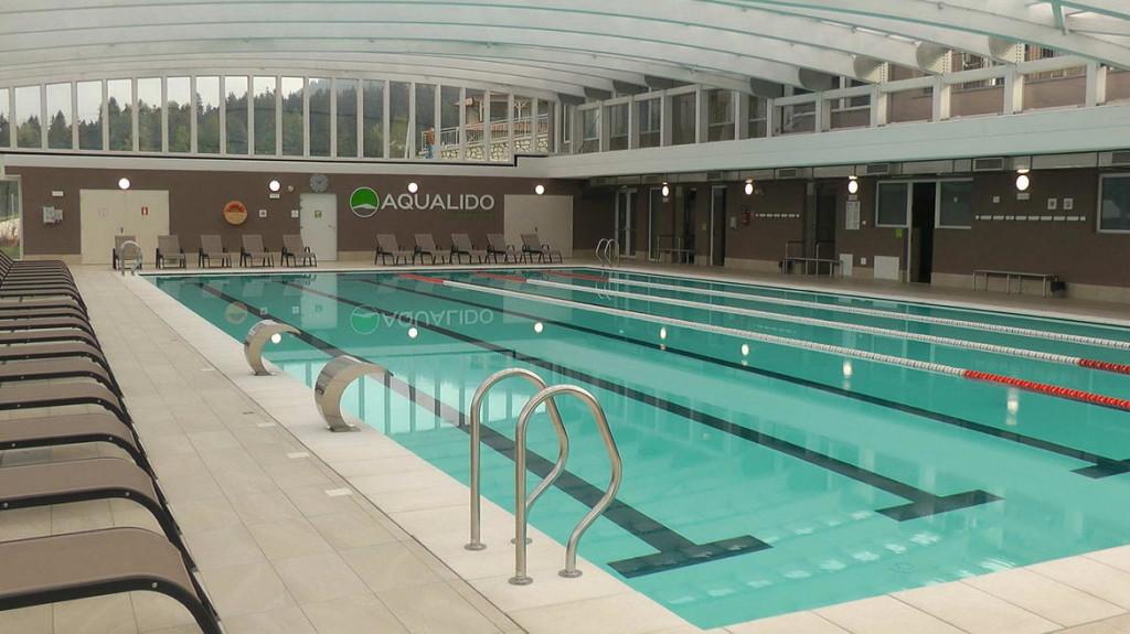 aqualido ronzone piscina