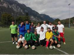 calcio polisportiva disabili