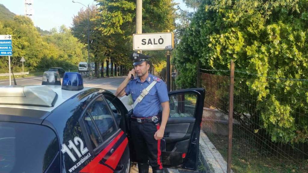 carabinieri salo