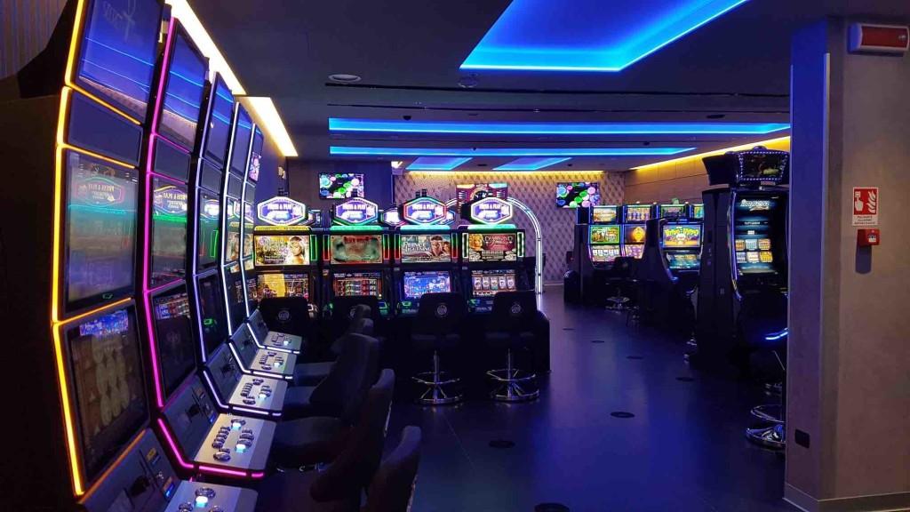 slot casino campione