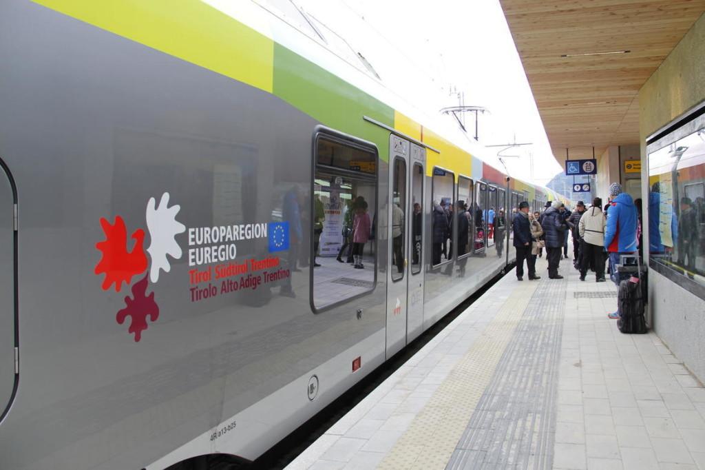 treno euregio