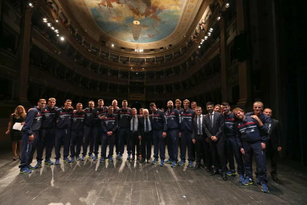 Diatec Trentino al Teatro Sociale 1