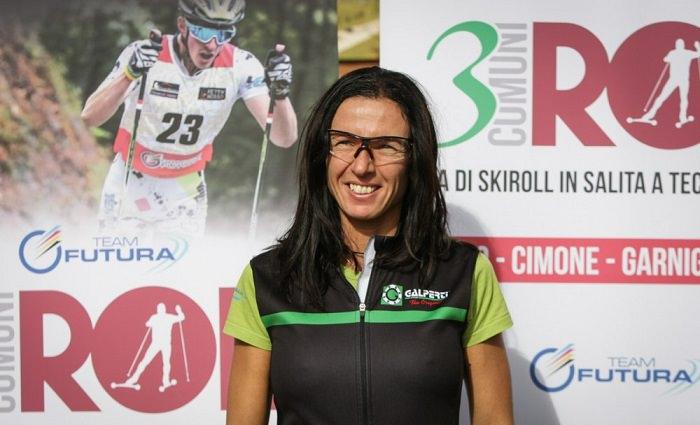 Paola Beri skiroll 0