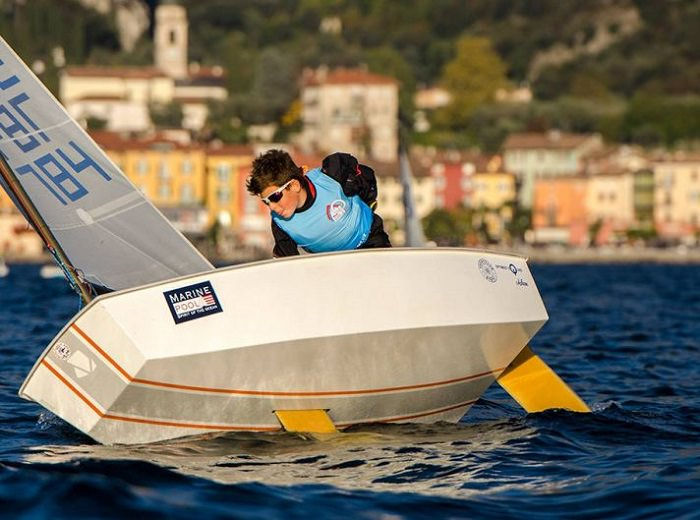 Vela Torbole Optimist